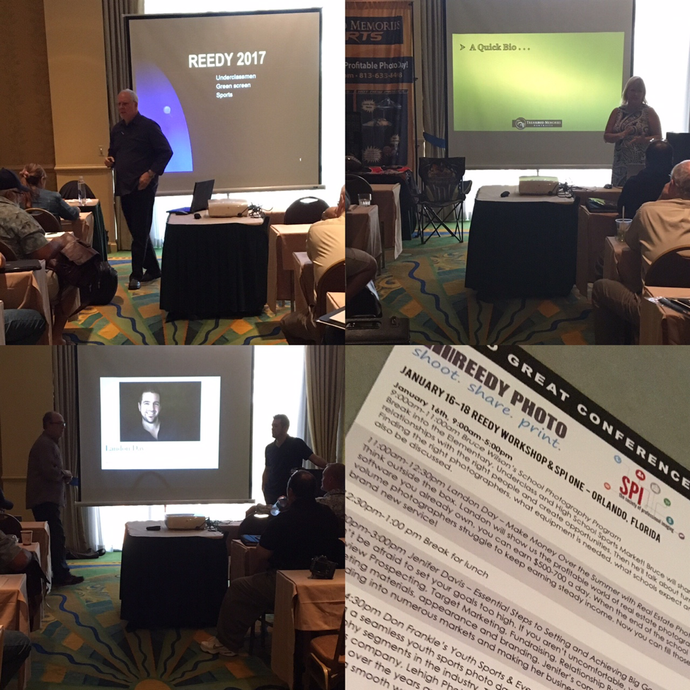 Annual Reedy Workshop & SPI – Orlando, Florida